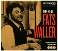 The Real... Fats Waller (3 CD)-Fats Waller-CD