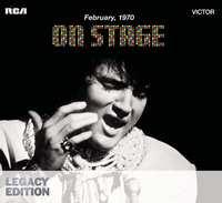 On Stage-Elvis Presley-CD
