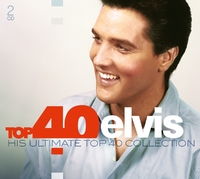 Top 40 - Elvis Presley-Elvis Presley-CD