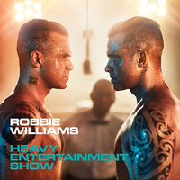 The Heavy Entertainment Show-Robbie Williams-CD
