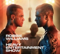 The Heavy Entertainment Show (CD + DVD)-Robbie Williams-CD