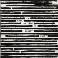 Is This The Life We Really Want?-Roger Waters-CD