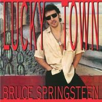 Lucky Town-Bruce Springsteen-LP