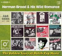 The Golden Years Of Dutch Pop Music: Herman Brood & His Wild Romance-Herman Brood-CD