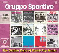 The Golden Years Of Dutch Pop Music: Gruppo Sportivo-Gruppo Sportivo-CD