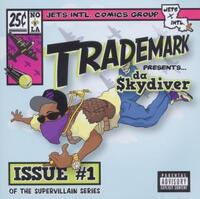 Supervillain Issue 1-Trademark Da Skydiver-CD