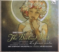The Bartered Bride-BBC Symphony Orchestra-CD