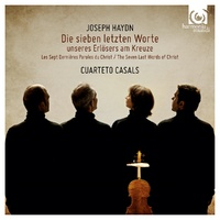 Die Sieben Letzten Worte-Cuarteto Casals-CD