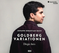 Goldberg Variationen-Diego Ares-CD