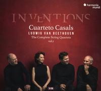 Complete String Quartets-Cuarteto Casals-CD