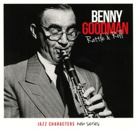 Jazz Characters Rattle & Roll-Benny Goodman-CD