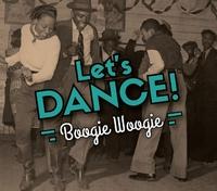 Boogie Woogie-Lets Dance!-CD