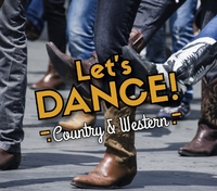 Country & Western-Lets Dance!-CD