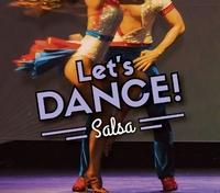 Salsa-Lets Dance!-CD