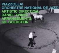 Piazzolla!-Orchestre National de Jazz-CD