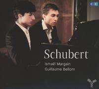 Schubert / Piano Four-Hands-G. Bellom, I. Margain-CD