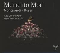 Memento Mori-Les Cris de Paris-CD