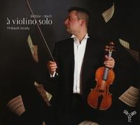 Baltzar / Bach / A Violino Solo-Thibault Noally-CD