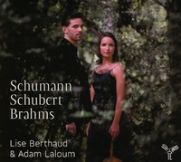 Works For Viola And Piano-A. Laloum, L. Berthaud-CD