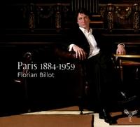 Paris 1884-1959-Florian Billot-CD