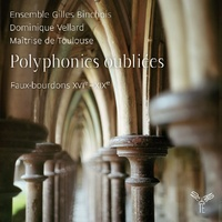Polyphonies Oubliees-Ensemble Gilles Binchois-CD