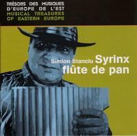 Flute De Pan - Tresors Des Musiques-Simon Stanciu Syrinx-CD