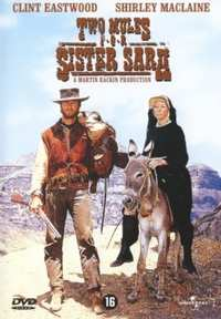 Two Mules For Sister Sarah-DVD