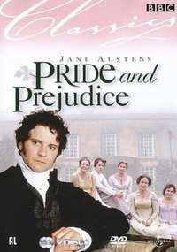Pride & Prejudice-DVD