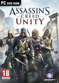 Assassins Creed - Unity-PC CD-DVD