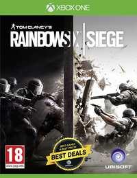 Rainbow Six - Siege-Microsoft XBox One