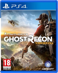 Tom Clancy - Ghost Recon Wildlands-Sony PlayStation 4