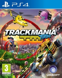 Trackmania Turbo-Sony PlayStation 4