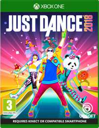 Just Dance 2018-Microsoft XBox One