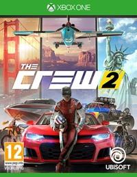 The Crew 2-Microsoft XBox One