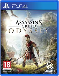 Assassins Creed - Odyssey-Sony PlayStation 4