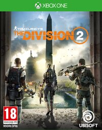 Tom Clancy - The Division 2-Microsoft XBox One