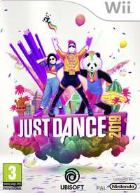 Just Dance 2019-Nintendo Wii