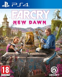 Far Cry - New Dawn-Sony PlayStation 4