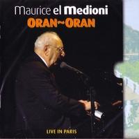 Oran-Oran - Live In Paris-Maurice El Medioni-CD