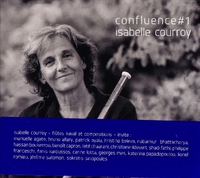 Confluence #1-Isabelle Courroy-CD