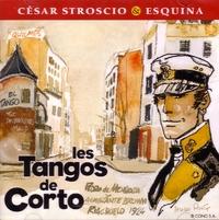 Les Tangos De Corto-Cesar Stroscio & Esquina-CD