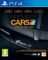 Project Cars (Game Of The Year Edition)-Sony PlayStation 4