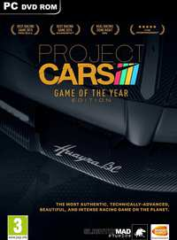 Project Cars (Game Of The Year Edition)-PC CD-DVD