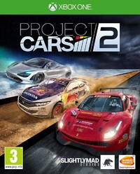 Project Cars 2-Microsoft XBox One