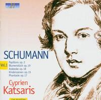 Piano Works Vol. 1-Cyprien Katsaris-CD