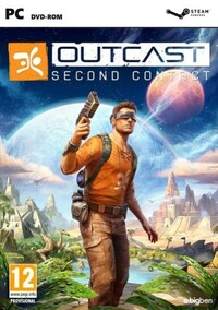 Outcast - Second Contact-PC CD-DVD