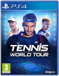Tennis World Tour-Sony PlayStation 4