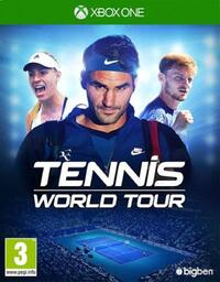 Tennis World Tour-Microsoft XBox One