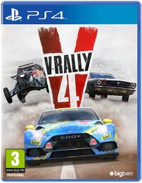 V-Rally 4-Sony PlayStation 4
