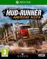 Spintires - Mud Runner (American Wilds Edition)-Microsoft XBox One